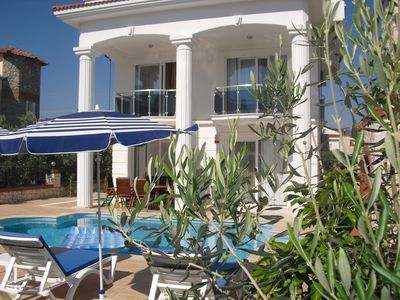 Photo for Detached Luxury Spacious Villa With Private Pool In Quiet Location