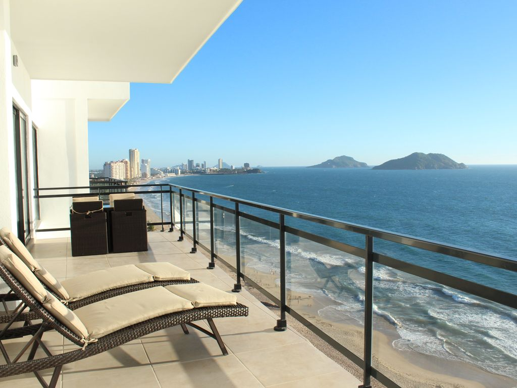 Beautiful New Beach Condo In Pearl Tower Mazatlan Mazatl 225 N