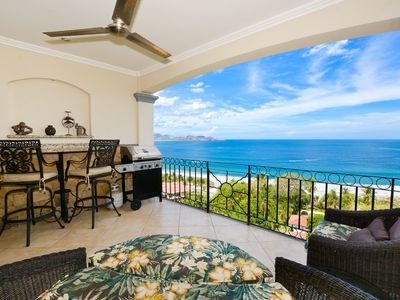 Photo for Charming Condo With Spectacular Ocean Views / walking distance to the beach