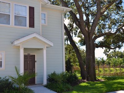 Photo for Enjoy Orlando With Us - Lucaya Village - Amazing Relaxing 4 Beds 3 Baths Townhome - 3 Miles To Disney