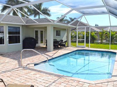 Photo for Villa Blue Bird: Modern vacation home with heated pool - NEW VIDEO TOUR!