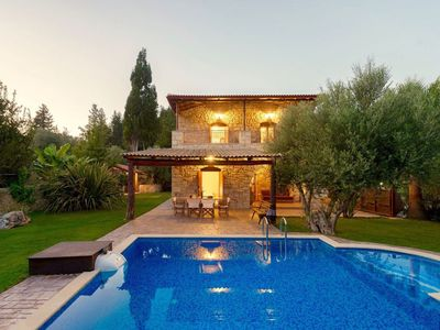 Photo for Villa Zonera I with private swimming pool