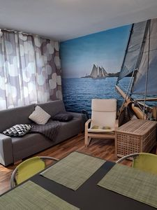 Photo for 1BR Apartment Vacation Rental in Sulina, TL