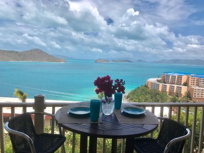 Photo for 1BR Condo Vacation Rental in St. Thomas, VI