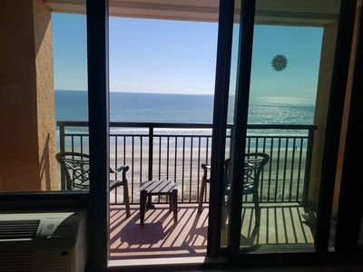 Photo for 6th Floor Renovated, DIRECT OCEANFRONT VIEW, Pools, Hot Tubs, Lazy River +
