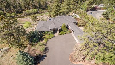 Photo for Luxury Home with Private Riverfront Setting in Bend - Sleeps 6