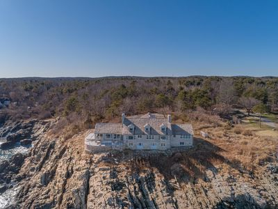 Photo for Amazing bold oceanfront home with a private beach in Cape Neddick. Summer 2020!