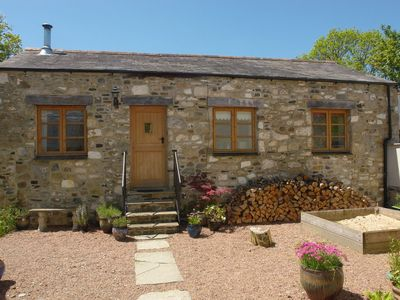 Photo for MILL HOUSE BARN, pet friendly in South Tawton, Ref 976091