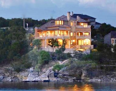 Photo for Waterfont Villa Nestled in The Cliffs-Impeccable Option for Events-Unfurnished