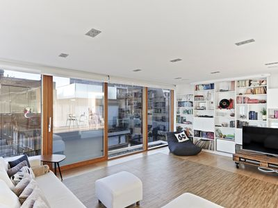 Photo for Stunning Central 3bed 2bath Penthouse with Terrace