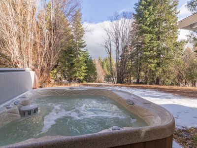 Photo for Westshore home with HOT TUB and minutes to Homewood Ski Resort!