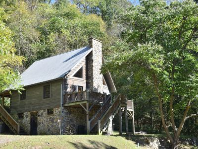 Photo for River Front Property in The New River Gorge National Park on the New River