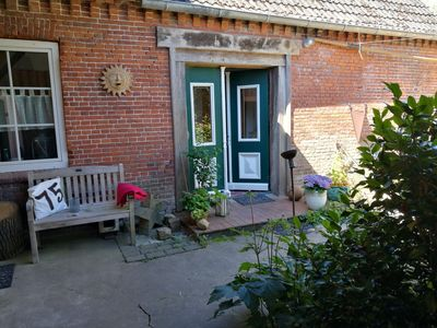 Photo for Welcome to the North Sea! Apartment for 2 people in an exclusive location in the countryside