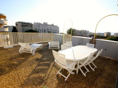 Photo for Duplex 4 rooms near beaches Cannes