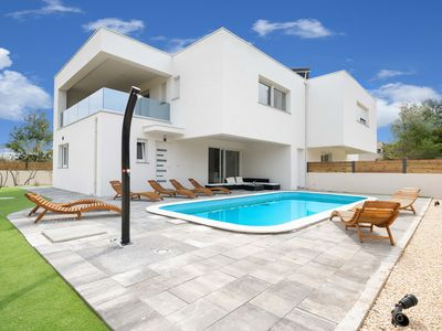 Photo for Cozy Villa in Vodice with Private Swimming Pool