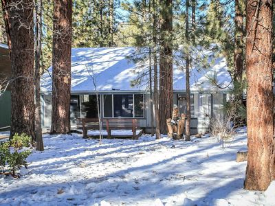 Photo for House in Big Bear Lake with Parking, Internet, Balcony (983570)