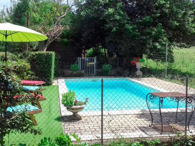 Photo for Vacation home Le Grand Travers (UZE125) in Uzès - 6 persons, 3 bedrooms