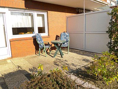 Photo for Apartment Am Nordkap in Norddeich - 2 persons, 1 bedrooms