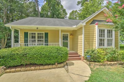 Escape to Cary and stay at this vacation rental!