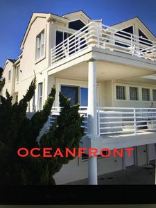 Photo for Oceanfront 5 Bedroom 4 Bathroom Townhouse with Amazing Views