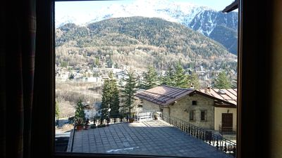 Photo for Two rooms at the foot of the ski slopes of Courmayeur