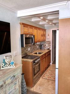 Photo for AMAZING Luxury Ocean Front Condo TOTALLY renovated full kitchen