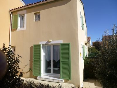 Photo for Holiday house for 4 people 250 m from the sea - No road to cross