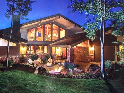 Photo for Exquisite Park City Home with Easy Access to Ski Resorts and Downtown