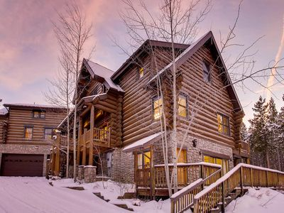 Photo for The Legendary Ski Classic Lodge: Expansive Ski-in/Ski-out Chateau on Peak 8