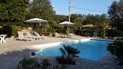 Photo for House with pool in the area of Cala Rossa
