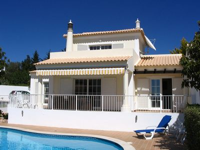 Photo for Villa With Private Pool, Sea Views And Outside Dining Areas