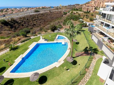 Photo for Hollywood Hills - Spectacular Penthouse Close to Golf with Large Terrace & Sea Views