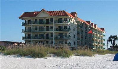 Photo for Beachfront Condo Perfect for Family Vacations