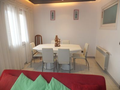 Photo for 3 bedroom apartment in the center of Roses