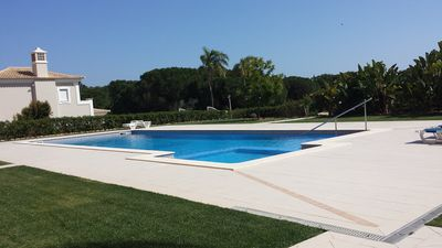 Stunning Pool only metres away with direct access from any of the 3 terraces