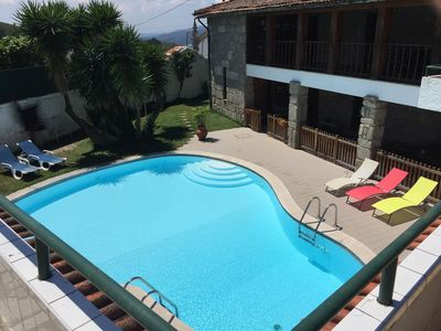 Photo for Holiday home Gerês / 6 pax / wifi / Cable TV / billiards / private parking