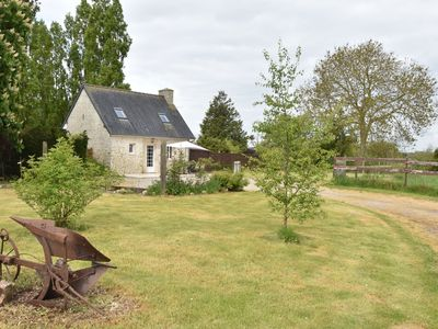Photo for Former bakery with private pasture a few miles from Sainte Mère Eglise and the invasion beaches.