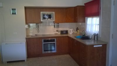 Photo for Lovely modern two bedroom apartment in Amarilla Golf