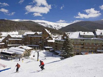 Photo for Awesome Views! Upgraded condo, Ski in ski out,views of slopes from every window