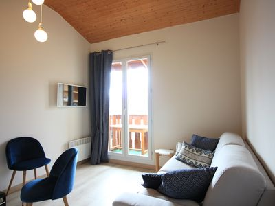 Photo for APARTMENT RENOVATED 5 PERS. DEPARTURE BACK TO SKI