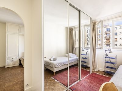 Photo for Excelsior Lodging - 2 bright rooms near the Parc des Expositions