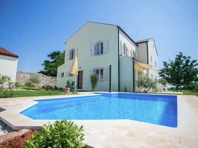 Photo for Family House in Quiet Peacefull Location, Private Pool and BBQ in Garden