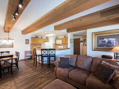Photo for Vibrantly Decorated Plaza Condo #536 by Crested Butte Mountain Resort