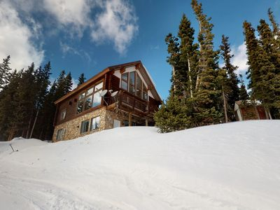 Photo for Spacious, newly-remodeled apartment w/ mtn. views, near hiking, fishing & skiing
