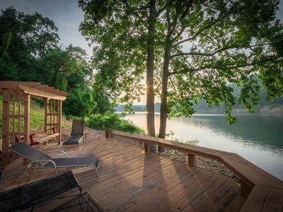 Photo for NEW LISTING - Be the First to experience this amazing Lake Front Home