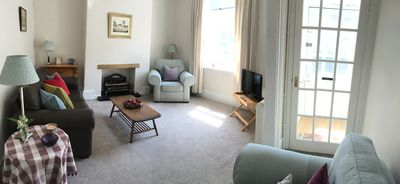 Photo for SANDPIPER COTTAGE, AMBLE is warm, stylish, comfortable, quiet, large and light.