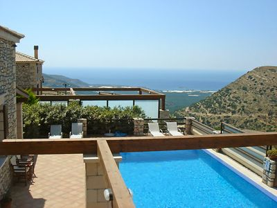 Photo for Vacation home Crhysanthi  in Falasarna, Crete - 6 persons, 3 bedrooms