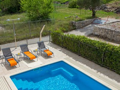 Photo for 1BR Apartment Vacation Rental in Zaton