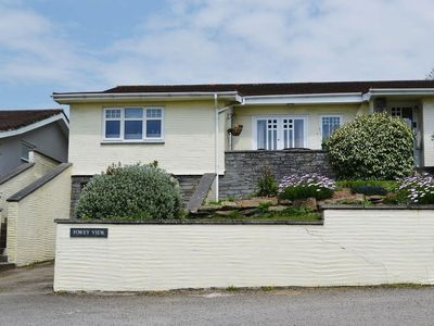 Photo for 2 bedroom property in Fowey. Pet friendly.
