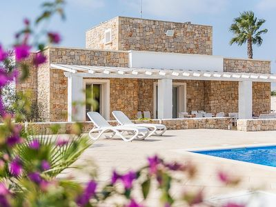 Photo for Villa Claretta: A bright and sunny two-story villa in a quiet position, in the Apulian countryside, a short distance from the sea, with Free WI-FI.